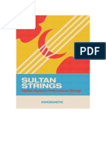 Reference Manual Sultan Strings