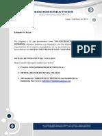 Cotizacion de Pagina y Intranet Para El Colegio MODELO