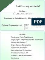 Perbury Presentation Print