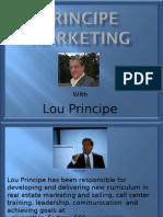 Principe Marketing with Lou Principe