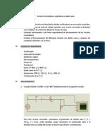 Informe 2 - Circuitos Recortadores Sujetadores y Diodo Zener