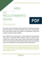 Diccionario Reclutamiento Social