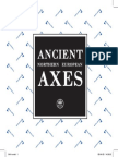 Ancient Northern European Axes