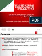 Report e Servicios Banca 2013