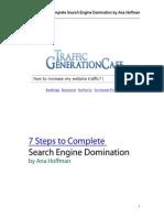 7 Steps SEO Report