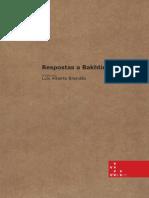 Respostas a Bakhtin - Luis Alberto Brandão