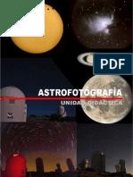 Unidad Didáctica Astrofotografía