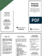 positive avenues brochure - 04 03 2014 pdf