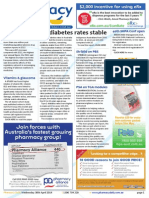 Pharmacy Daily for Wed 30 Apr 2014 - T1 diabetes rates stable, Pfizer-AZ acquisition, PSA on TGA modules, Health Beauty and New Products and much more