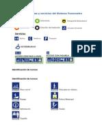 Mapa de Rutas y Servicios Del Sistema Transmetro