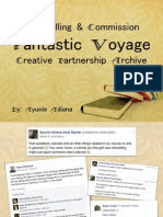 Creative Partnership Archived