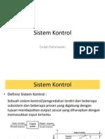 Sistem Servo1