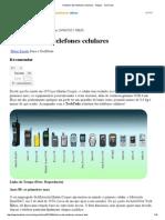 A História Dos Telefones Celulares - Artigos - TechTudo