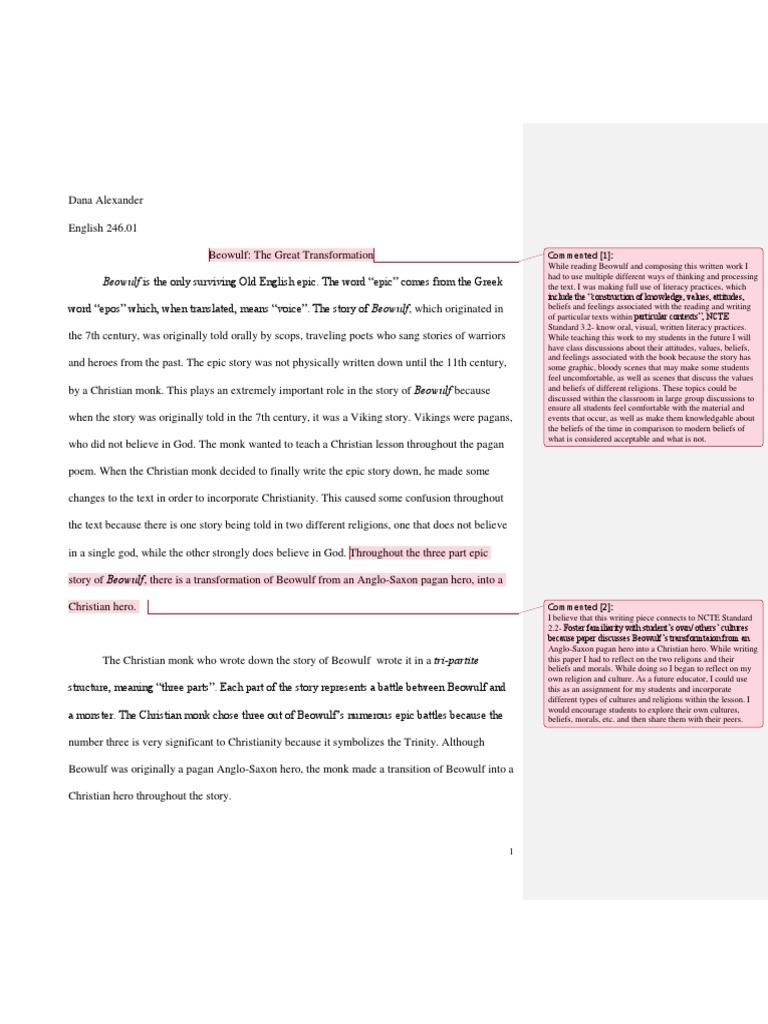 Rutgers new brunswick college essay question
