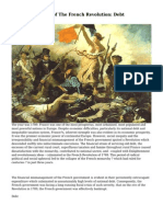 Economic Causes of The French Revolution