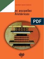 Las Escuelas Historicas-bourde Martin