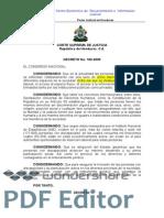 DECRETO 160 de La Ley de Discapacitados_1.0.0