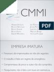 Apresentação - CMMI