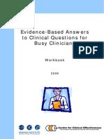 Monash Evidence Based Answers Pico1