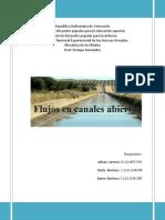 Flujo en Canales Abierto.1