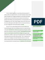 Social Media Peer Review- Kadie