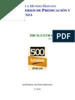 500 ilustraciones