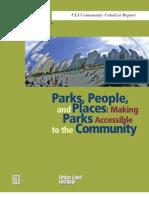 Parks into Communities
