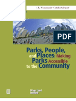 Parks into Communities
