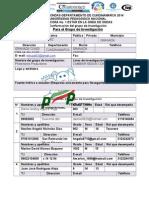 Formato Bitacora 1, 2 y 3- 2014