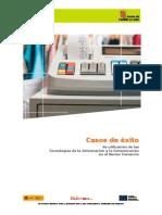 Casos de Éxito de Utilización de Las Tecnologías de La Información y La Comunicación en El Sector Comercio