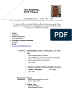 Currículum Vitae - Marvin (1)