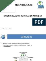 Union y Relaciones