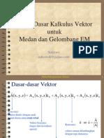 Dasar Kalkulus Vektor.ppt