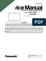 Panasonic Viera LCD TC-L37S1 TC-L32S1 Chassis LH9.pdf