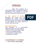DEMAND Economics