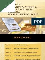 Powergold Training