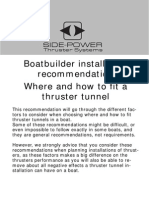 Tunnel Installation Guide