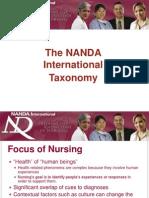 International Taxonomy NANDA