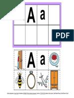 Abecedario pictograma