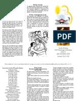 Lectio Divina XXIV Domingo Ordinario Ciclo C
