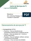 ITIL V3 Avançado