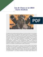 Las Luchas de Clases en La URSS - Periodo 1917-1923 (Prefacio) C. Bettelheim