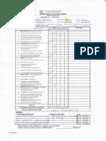 Evaluation ( Mr Van )