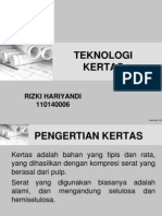Teknologi Kertas