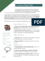 instructions for portfolio