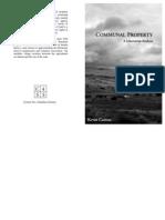 Communal Property