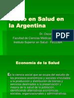 Gasto en Salud en La Argentina Ver