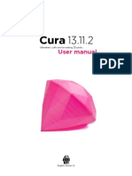 Cura User-Manual v1.0