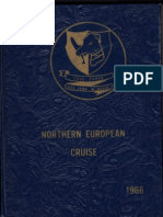 1966 USS John W. Weeks DD-701 Cruise Book