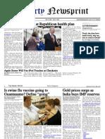 Liberty Newsprint Nov-4-09 Edition